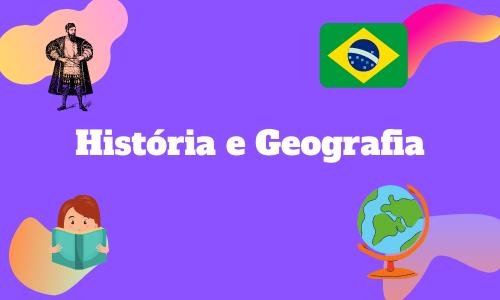 História e Geografia - 2021