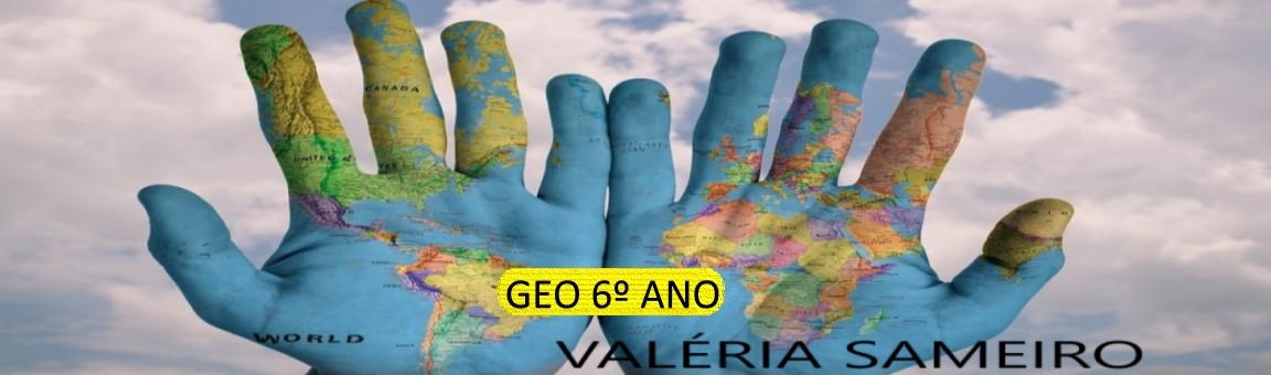 Geografia - 6o. ano do EFII / 2021